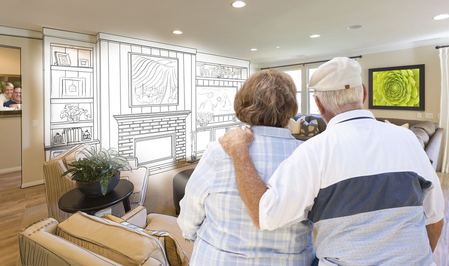 AGEING IN PLACE – HOME IMPROVEMENTS FOR ALL BUDGETS