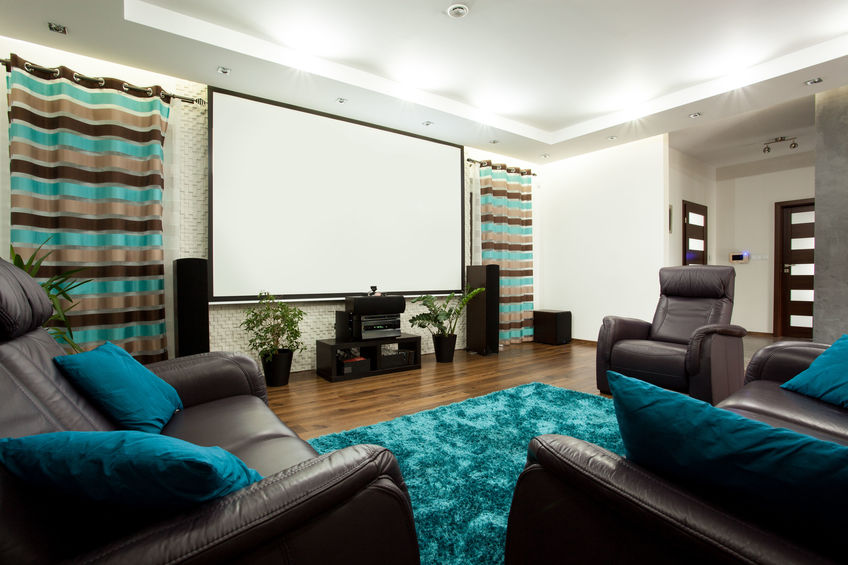 Building a Home Theatre